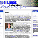 Homepage Llinas Lab