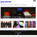 Homepage Szpara Lab